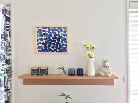 無印良品 無印 良品週間 muji 壁に付けられる家具 棚 88cm 飾り棚 北欧インテリア 北欧雑貨 ディスプレイ