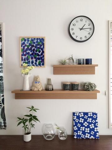 無印良品 無印 良品週間 MUJI リビング 掛け時計 位置 取り付け アナログ時計・大 ブラック 黒 壁に付けられる家具・棚 北欧雑貨 ディスプレイ 北欧インテリア