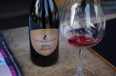 Iron Horse Vineyards / Sabastopol, CA-1, 2014-1-7