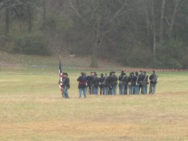 南北戦争が残した風景 /Prairie Grove Battlefield-4, 2014-12-6