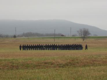 南北戦争が残した風景 /Prairie Grove Battlefield-5, 2014-12-6