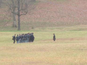 南北戦争が残した風景 /Prairie Grove Battlefield-6, 2014-12-6