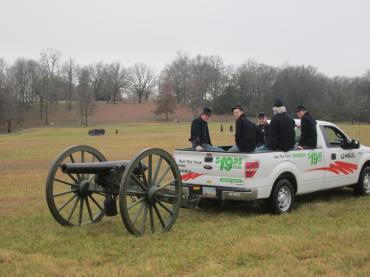 南北戦争が残した風景 /Prairie Grove Battlefield-7, 2014-12-6