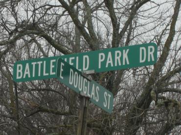 南北戦争が残した風景 /Prairie Grove Battlefield-1, 2014-12-6