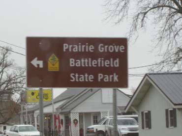 南北戦争が残した風景 /Prairie Grove Battlefield-2, 2014-12-6