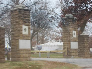 南北戦争が残した風景 /Prairie Grove Battlefield-3, 2014-12-6