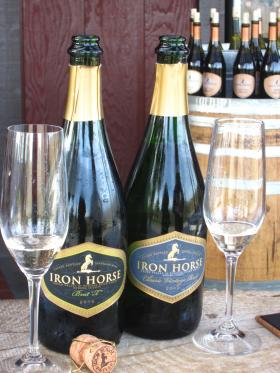 Iron Horse Vineyards / Sabastopol, CA-15, 2014-1-7