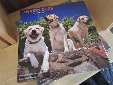ワインの旅 in Sonoma Valley その2-5, 2014-1-6