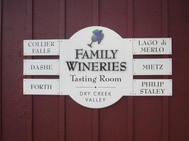 ワインの旅 in Sonoma Valley その2-12, 2014-1-6