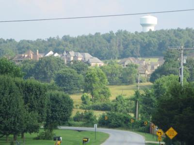 豪邸ツアー in Fayetteville. AR-1, 2015-6-6
