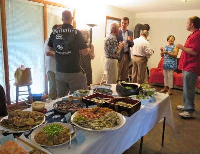 初夏の宴〜和食を楽しむ-1, 2015-6-13