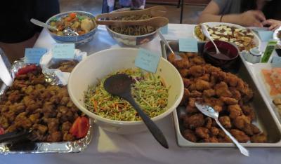 初夏の宴〜和食を楽しむ-2, 2015-6-13