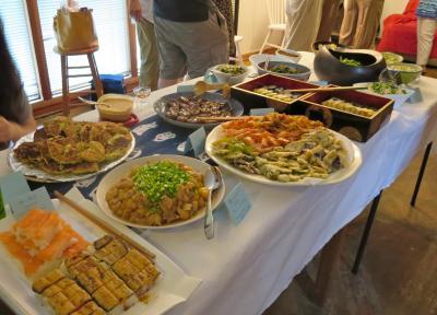 初夏の宴〜和食を楽しむ-3, 2015-6-13