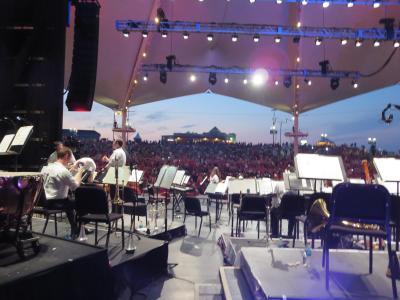 アメリカ独立記念日のコンサート-7, 2015-7-4