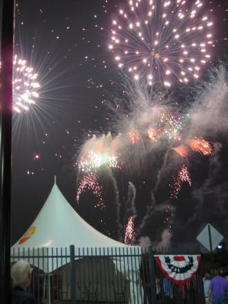 アメリカ独立記念日のコンサート-8, 2015-7-4