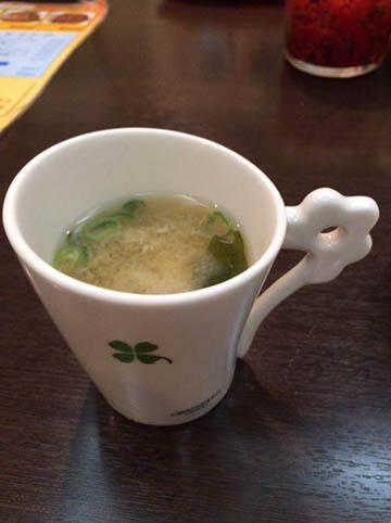 0528味噌汁