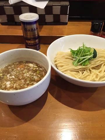0618つけ麺