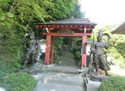 弘法の瀧 護国寺 (8)