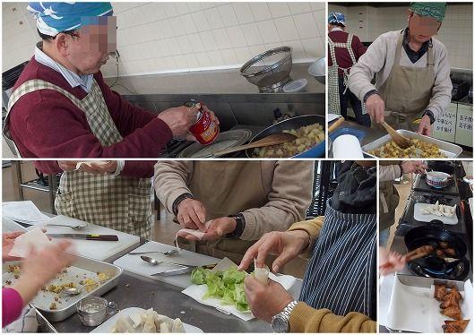 150124料理教室サモサ