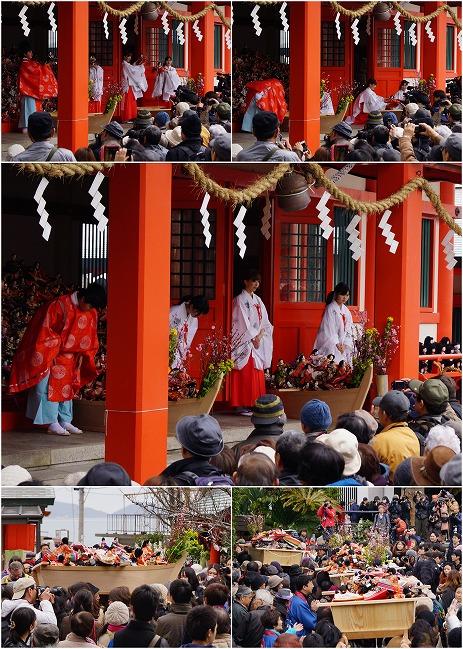 150303淡島神社ひな流し-2