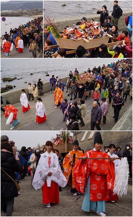 150303淡島神社ひな流し-3