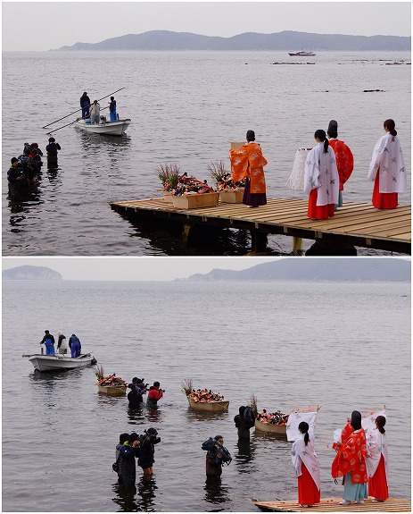 150303淡島神社ひな流し-4