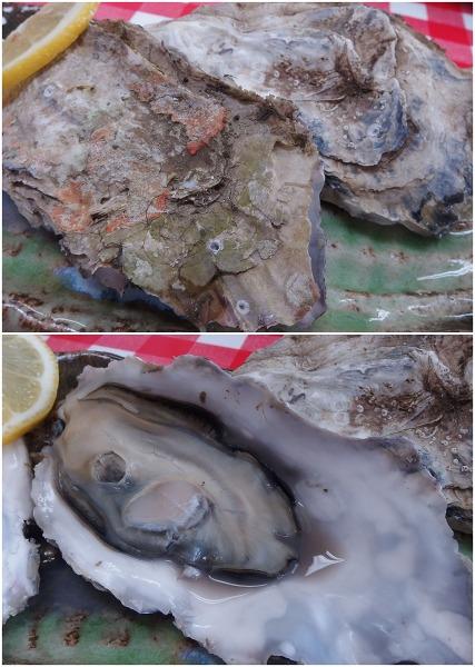 150427厚岸焼き牡蠣