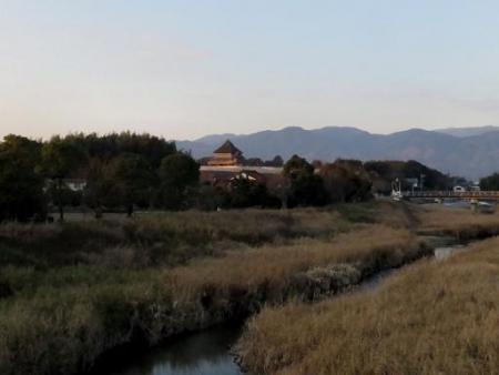 又金立山へ吉野ヶ里 246
