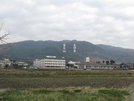 又金立山へ吉野ヶ里 017