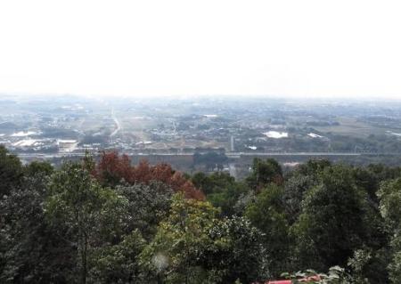 又金立山へ吉野ヶ里 065