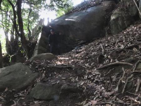 又金立山へ吉野ヶ里 075