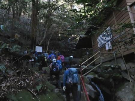 土曜組と小岱山 191
