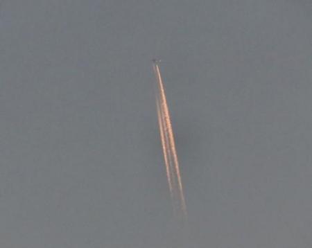 飛行機雲 007