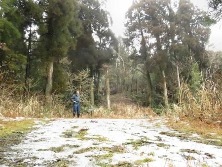 カラ迫岳 013