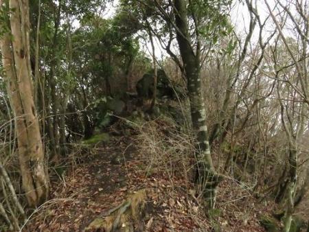 カラ迫岳 038