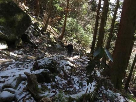 多良岳登山 090