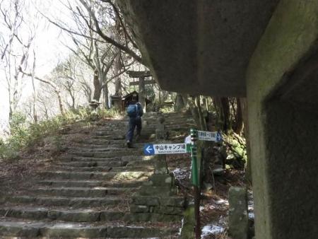 多良岳登山 133
