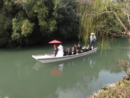 雛祭り嫁入り舟 011