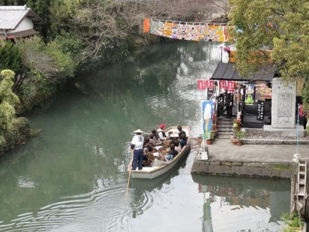 雛祭り嫁入り舟 087