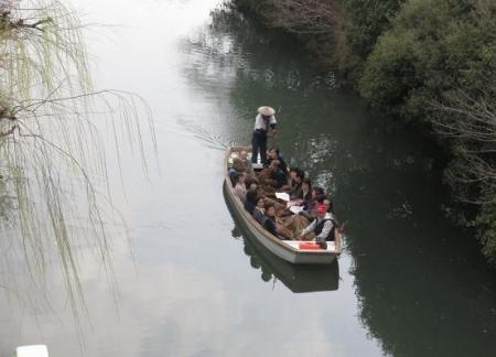 雛祭り嫁入り舟 082