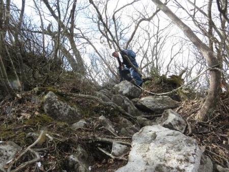 多良岳登山 244