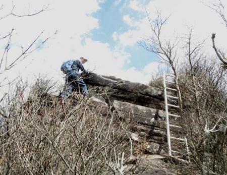 多良岳登山 263