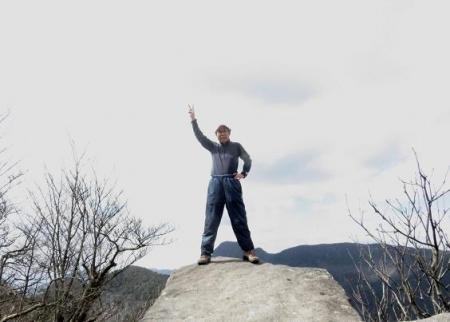 多良岳登山 277