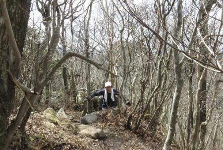多良岳登山 279