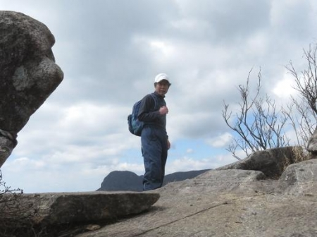 多良岳登山 270