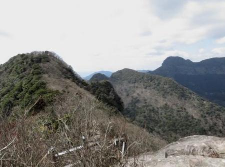 多良岳登山 265