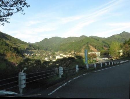 カラ迫岳と麻生池 416