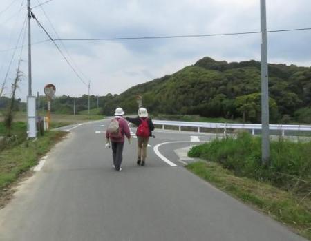 オルレ 八女コース 237