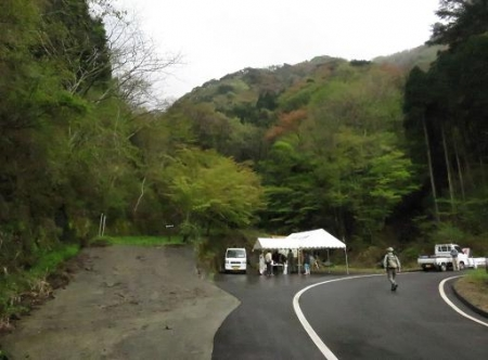 カラ迫岳山開き 白いリンドウ 025