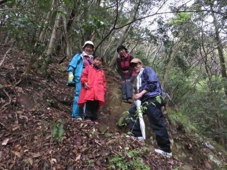カラ迫岳山開き 白いリンドウ 109